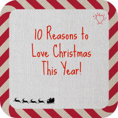10 reasons to love xmas blog